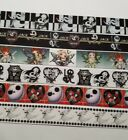6 yards 1 The Nightmare before Christmas Mixed Lot Inspired grosgrain Ribbon