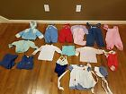 Lot of Vintage Baby kids Childrens Clothes sz 18mths 17 pieces
