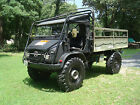 Mercedes Unimog 1968 Titled Street Legal and Ready