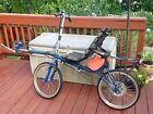 recumbent bike chassis circa 1988 some components not included UPDATED LISTING