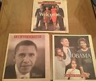 President Barack Obama 2008 election victory Chicago Sun Times newspapers lot