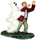 Lemax 42206 GHOST GRASPS VICTIM Spooky Town Figurine Village Halloween Decor G I