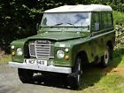 LARGER PHOTOS: Land Rover Series 3 SWB Station Wagon 2 1/4 Petrol 1982