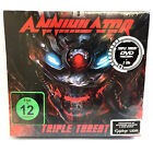 Annihilator - Triple Threat Deluxe 2 X CD and Blu Ray DVD Box Set