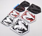 Front Hood Grille / Rear Trunk Emblem Badge for Dodge Charger Challenger Stratus