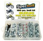 Bolt Kit SUZUKI DR-Z DR 100 110 125 200 250 350 400 650 DRZ body plastic