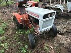 bolens 1250 large frame with snow blower and plow spare engine