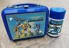 1983 Vintage MASTERS OF THE UNIVERSE He Man Metal Lunchbox and Thermos Lunch Box