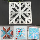Stitched Frame Metal Cutting Dies Stencil Scrapbooking Paper Embossing Craft DIY