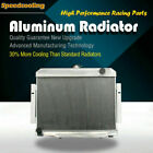 Speedcooling 3 Row Aluminum Radiator For Jeep CJ Series CJ5 CJ6 CJ7 1972 1986