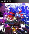 Under Night In Birth ExeLate PS3 New RARE