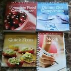weight watchers food and dining out companion along with 3 month journal