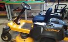 CUB CADET RZT S ZERO TURN MOWER W STEERING WHEEL KOHLER 42 DECK 164 HOURS