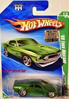HOT WHEELS 2010 SUPER TREASURE HUNT 69 FORD MUSTANG 12 12 FACTORY SEALED W+