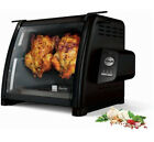 Rotisserie Oven Home Kitchen Cooking Auto Timer Self Basting Rotation Countertop