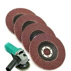 Angle Grinder Flap Sanding Disc Polishing Wheel 60 Grit Rotary Tool New DT