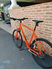 Mens Bicycle XXl 23in bicycle  Fuji Traverse like new. 2018 model. With upgrades