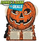 Beistle Jack O Lantern Fortune Wheel Game 9 Inch by 7 1 2 Inch