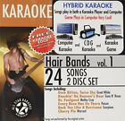 HAIR BANDS WITH KARAOKE EDGE - V/A - CD - IMPORT - **BRAND NEW/STILL SEALED**