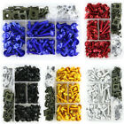 Alloy Complete Fairing Bolt Screws Nuts Fasteners Kit Universal Fit For Suzuki