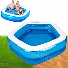 KIDS INFLATABLE POOL Family Swimming Playground Outdoor Water Play Swim Center