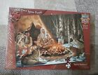 SPIRIT SEEKERS 1000 PC Native American Theme Master Pieces Puzzle FACTORY SEALED