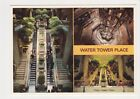 Water Tower Place newest shopping center Magnificent Mile Chicago IL postcard