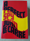 JOHN LE CARRE A PERFECT SPY 1986 SIGNED First Edition HC DJ
