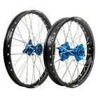 Tusk Wheel Set Front Rear Wheels 14/17 YAMAHA YZ80 YZ85 SUZUKI RM80 R