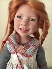 Valerie Zwergnase Germany 17.5  Doll 2012 Red Hair Tag Box 37 of 75 LE
