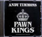 Andy Timmons:  Pawn Kings (CD, 1995, ATM Records) !!!SIGNED!!!