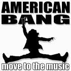AMERICAN BANG - Move To The Music - CD - Ep Import Explicit Lyrics - *Like New*