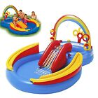 Kids Inflatable Swimming Pool Baby Outdoor Water Play Center Toddler Playground
