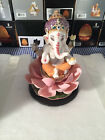Lladro 01008635 PADMASANA GANESHA 8635 Buddhism and Hinduism New in original box