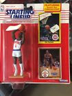1990 Starting Lineup Joe Dumars NBA Sports Action Figure Toy with Card Sweet
