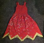 Girls Blueberi Boulevard butterfly dress size 10