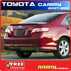 2007 2011 Toyota Camry Rear Trunk Spoiler Painted 1F7 CLASSIC SILVER METALLIC