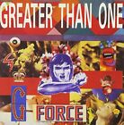 GREATER THAN ONE - G-force - 3 CD - **Excellent Condition** - RARE