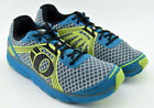 MENS PEARL IZUMI EM H3 ROAD RUNNING SHOES SIZE 13 US 48 EUR BLUE GRAY YELLOW
