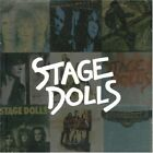 STAGE DOLLS - Good Times The Essential Stage Dolls - 2 CD - Import Original VG