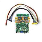HDMI+VGA+AV+USB LCD Controller Board Kit For Samsung LTM220MT05 LTM220MT12