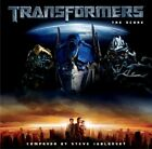 STEVE JABLONSKY - Transformers - The Score - CD - Soundtrack - **SEALED/ NEW**