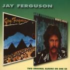 JAY FERGUSON - Terms Conditions/white Noise - CD - Import - Excellent Condition