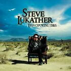 STEVE LUKATHER - Ever Changing Times - CD - Import - Like New / Mint Condition