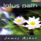 JAMES ASHER - Lotus Path - CD - Import - **BRAND NEW/STILL SEALED** - RARE