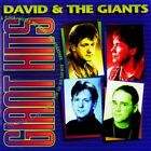 DAVID AND THE GIANTS - Giant Hits - CD - **BRAND NEW/STILL SEALED** - RARE