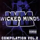 WICKED MINDS - Wicked Minds Compilation Vol 2 Greatest Hits - CD - Original NEW