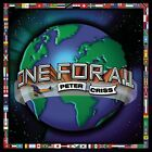 PETER CRISS - One For All - CD - **BRAND NEW/STILL SEALED** - RARE