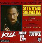 Music From The Films Of Steven Seagal Hard To Kill 1990 Film / Above The Law NEW