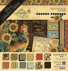 Graphic 45 French Country Deluxe Collectors Edition DCE Scrapbook